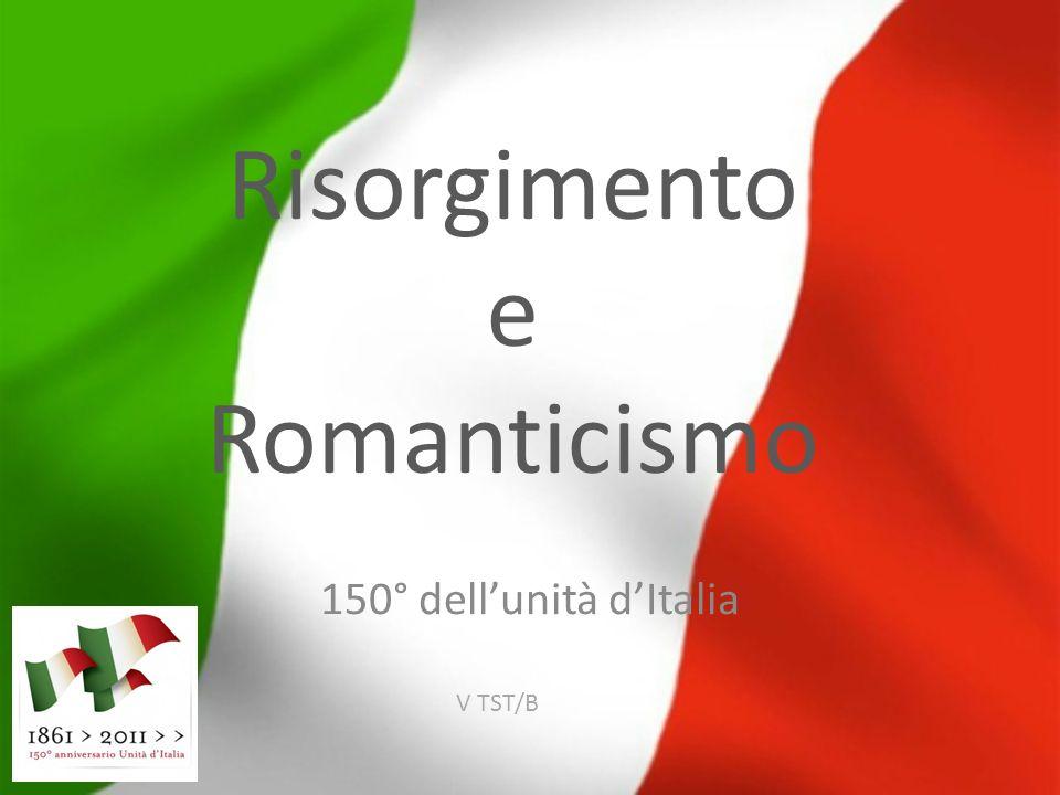Il Romanticismo italiano ebbe un carattere prevalentemente patriottico e la maggioranza degli scrittori assunse posizioni liberali ed antiaustriache e si inserirono nella battaglia risorgimentale.