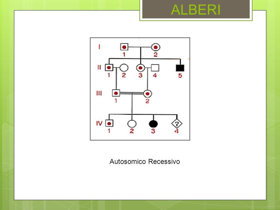 ALBERI Autosomico Recessivo