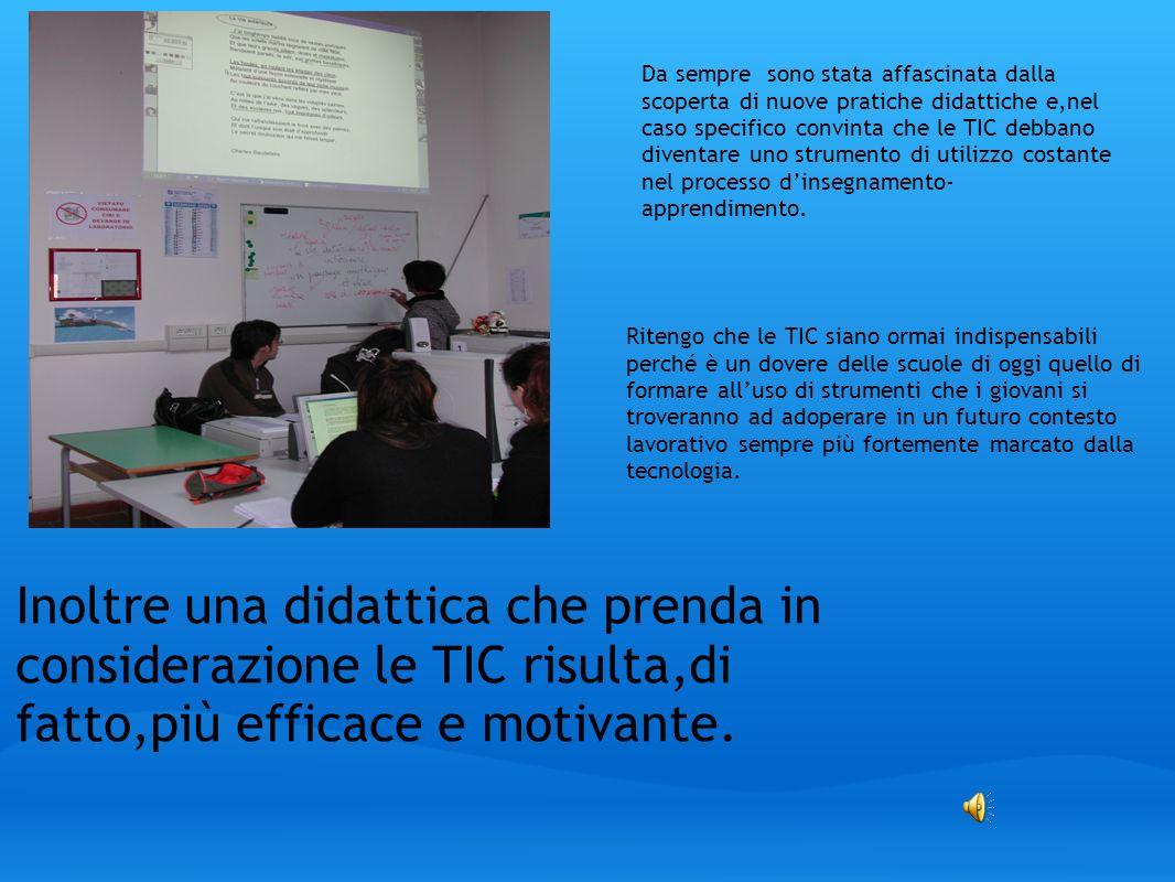 Marina Marino Insegnante di FLE Liceo Scientifico F. Cecioni Livorno