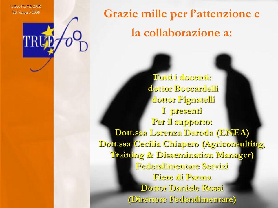 20 Tutti i docenti: dottor Boccardelli dottor Boccardelli dottor Pignatelli dottor Pignatelli I presenti Per il supporto: Dott.ssa Lorenza Daroda (ENE