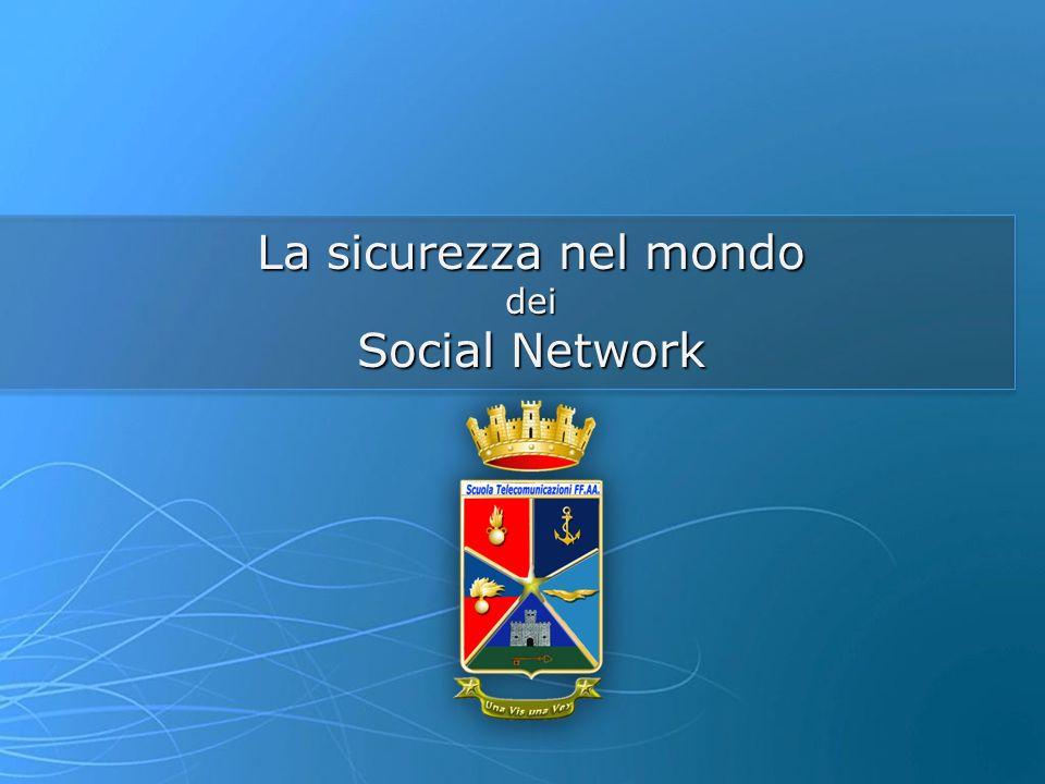 La sicurezza nel mondo dei Social Network