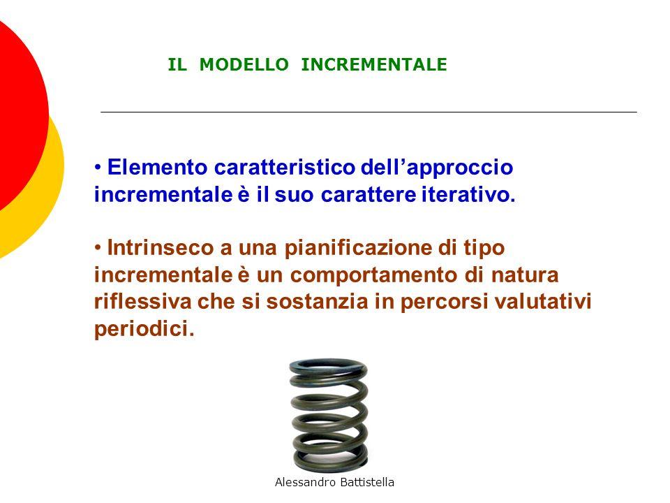 Elemento caratteristico dellapproccio incrementale è il suo carattere iterativo.