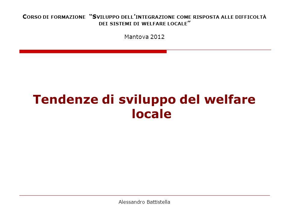 2 TENDENZE DI SVILUPPO DELLE POLITICHE SOCIALI IN ITALIA NEGLI ULTIMI DECENNI FOCALIZZAZIONEOGGETTOTARGETFUNZIONE APPROCCIO PROFESSIONALE ATTORI 60/70 Assistenza al caso singolo Problema conclamato Utente singolo Cura e accudimento Terapeutico Professionista singolo 80/90 Prevenzione collettiva Rischio sociale Gruppi a rischio Stimolo alla responsabilità EducativoServizio 90/00 Promozione collettiva Disagio normale Fasce di popolazione Attivazione risorse Consulenziale animativo Rete coordinata IERI Emergenza caso singolo Pre-prevenzione Problema conclamato / Disagio minimo Utenti singoli / Società Cura specialistica / Life Skills Specialistico Specialista e famiglia OGGI.
