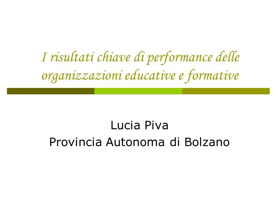 Sistema delleducazione permanente in Alto Adige Legge provinciale 7 novembre 1983, n.