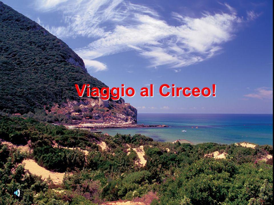 Viaggio al Circeo!