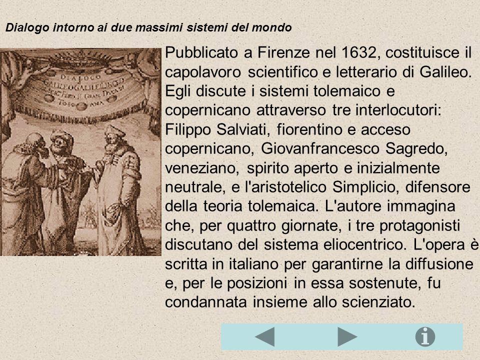 Nato a Pisa il 15 febbraio 1564, morì ad Arcetri l'8 gennaio del 1642. Galileo è considerato il fondatore della scienza moderna. A lui infatti si attr