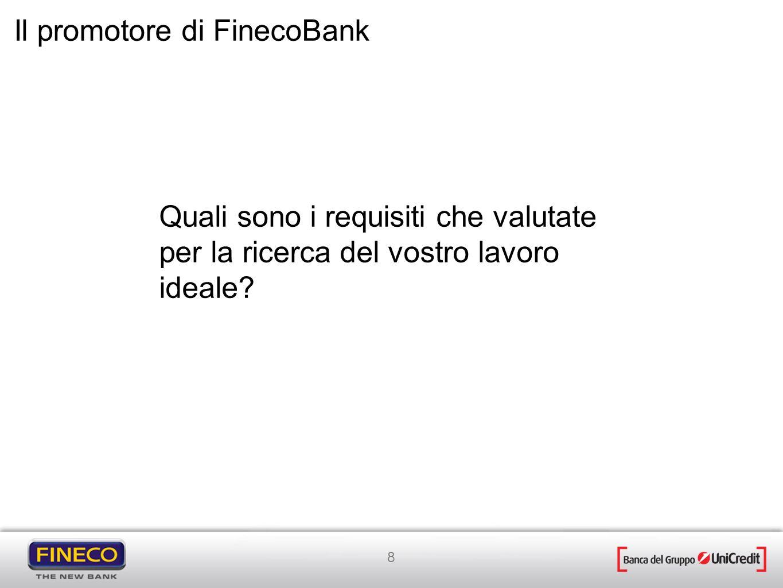 19 In Fineco il Multibrand è realtà Perché Fineco ha scelto come filosofia...... il Multibrand ??