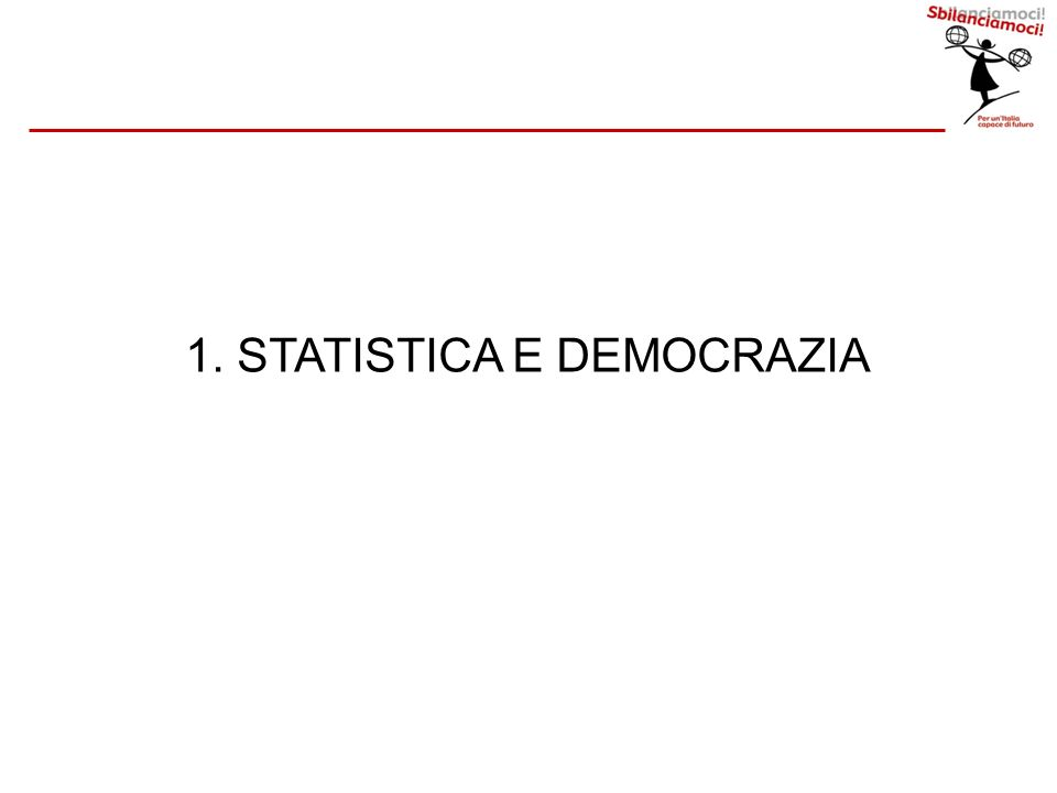 Sviluppi recenti 2004 – Palermo – OECD World Forum on Key Indicators.