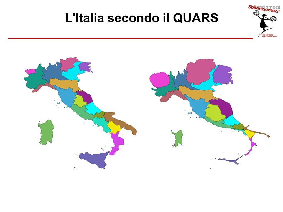 L'Italia secondo il QUARS