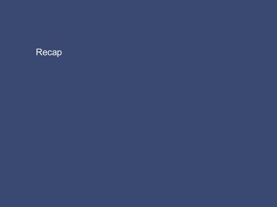 PwC Recap Slide 59 09 January 2014