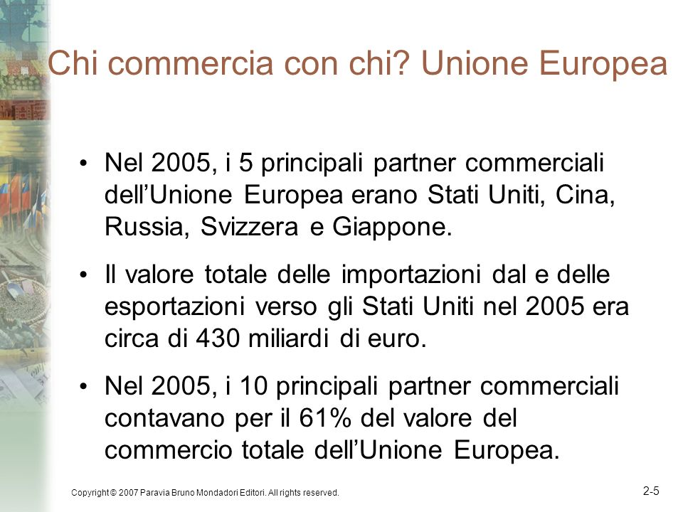Copyright © 2007 Paravia Bruno Mondadori Editori. All rights reserved. 2-36