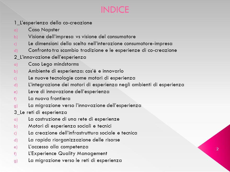 33 Come possono fare i tecnici della Medtronic a capire le esperienze dei loro clienti, per fornirgli un prodotto innovativo e sicuro senza subire un attacco cardiaco?