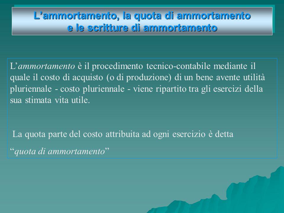 ii) si procede quindi alla rilevazione della variazione economica positiva nel conto plusvalenza.