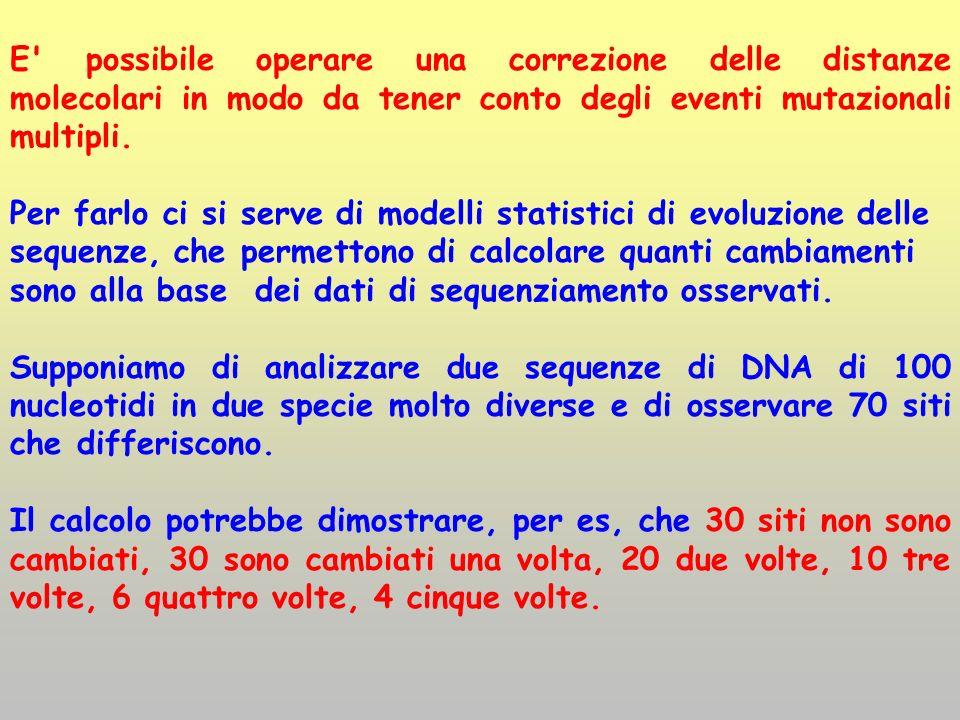 Sommiamo allora il numero il numero totale dei cambiamenti: (30x1)+(20x2)+(10x3)+(6x4)+(4x5)=144.