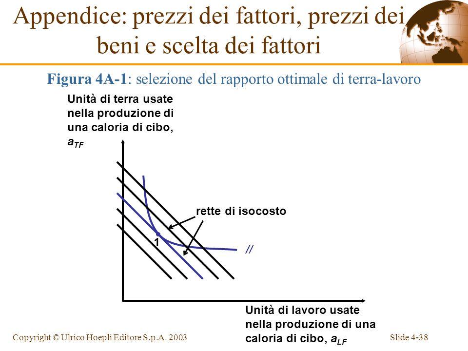 Slide 4-38Copyright © Ulrico Hoepli Editore S.p.A.