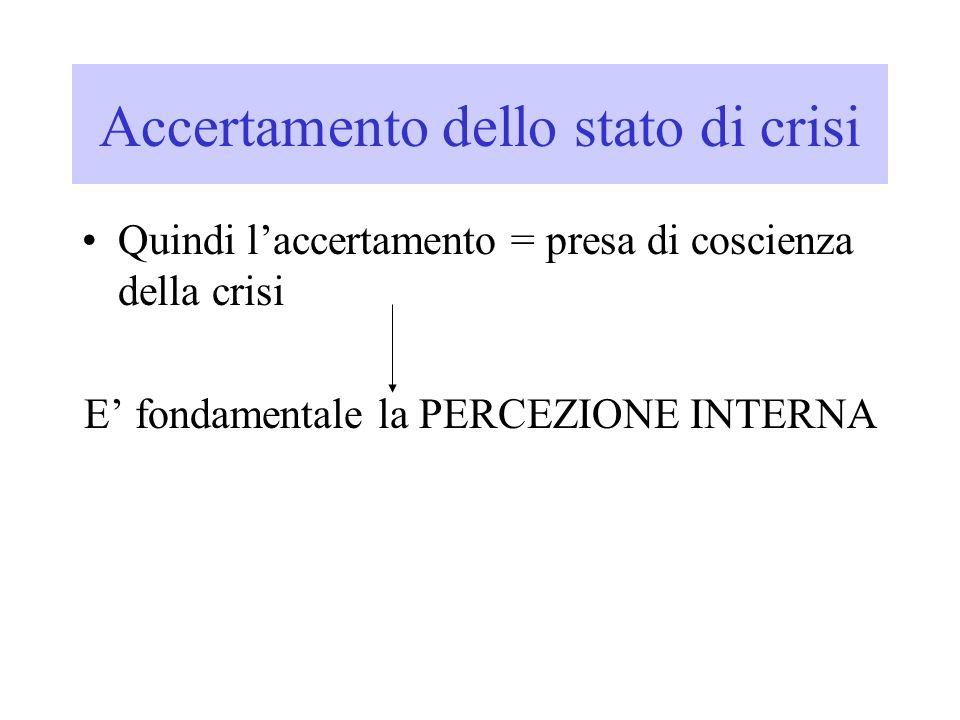 CAUSE individuazione delle responsabilità: In base alla individuazione delle responsabilità: SECONDA MACRO-CLASSIFICAZIONE 1.
