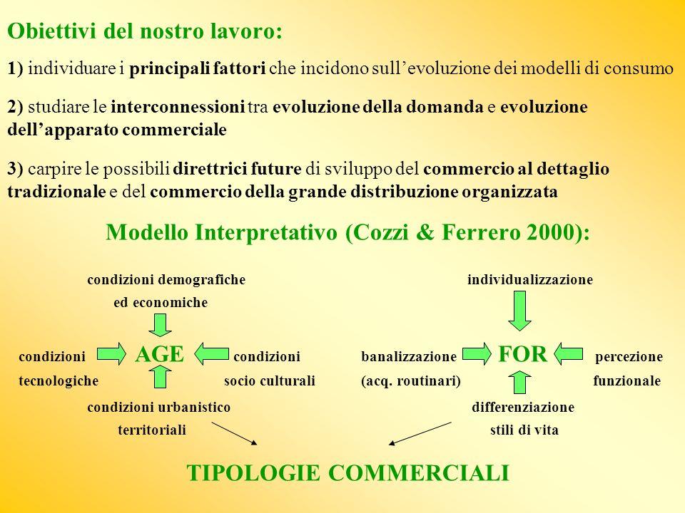 2) IL QUANTO: La società italiana è molto variegata dal punto di vista dei consumi: Molti (ma non la maggioranza dei consumatori) sono spinti al contenimento dei consumi (anche di quelli essenziali), poiché avvertono un senso dimpoverimento.