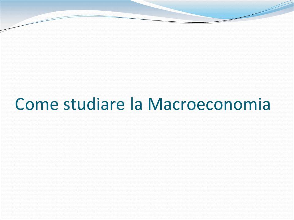 Come studiare la Macroeconomia