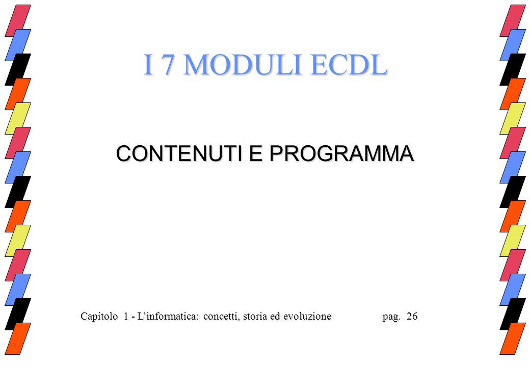TESTI WINDOWS Guida alla Patente Europea del Computer –Concetti di base e Gestione dei File Vol. 1° (S.Rubini, M. De Marchi) - Apogeo editore Internet