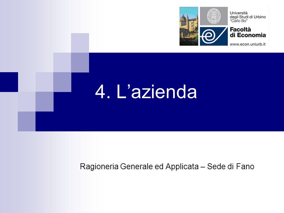 4. Lazienda Ragioneria Generale ed Applicata – Sede di Fano