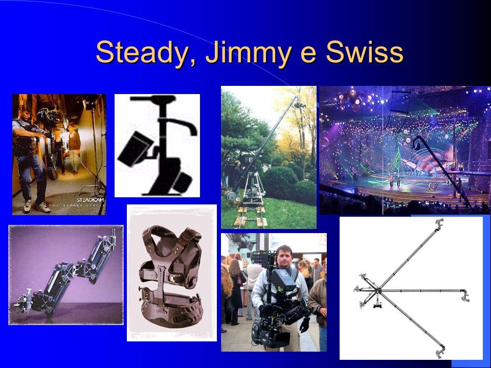 Steady, Jimmy e Swiss