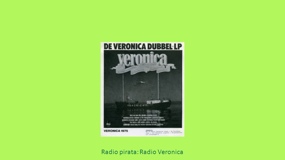Radio pirata: Radio Veronica