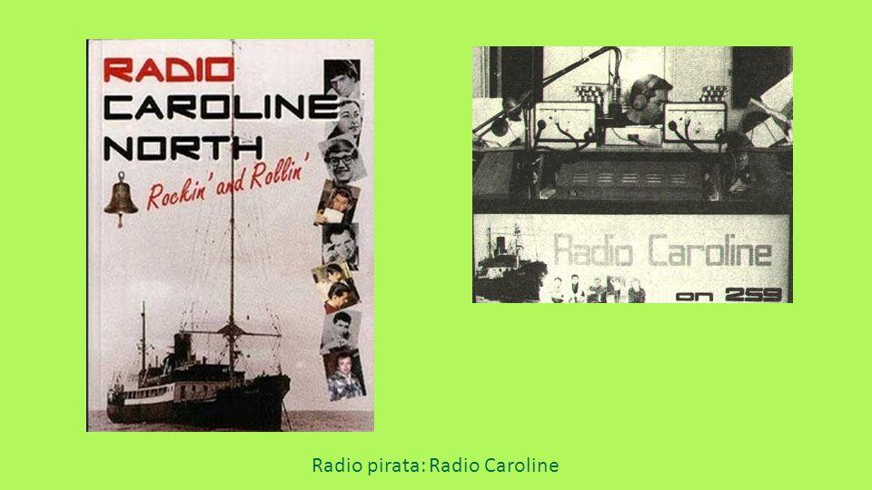 Radio pirata: Radio Caroline
