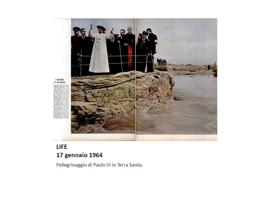 LIFE 17 dicembre 1965 La fine del Concilio Vaticano II.