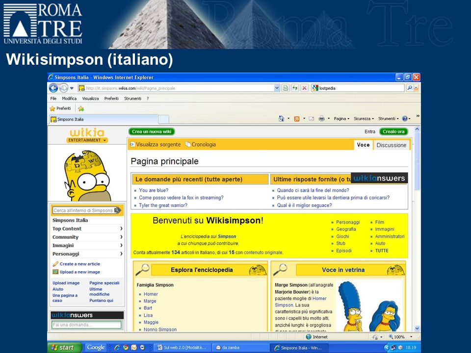 Wikisimpson (italiano)