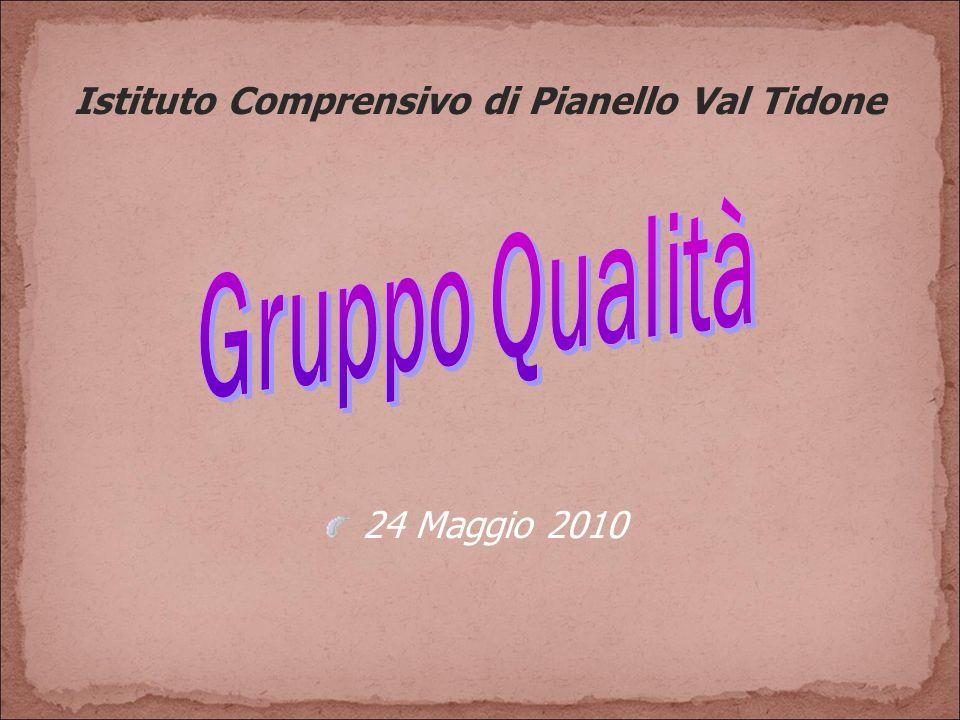 Istituto Comprensivo di Pianello Val Tidone 24 Maggio 2010
