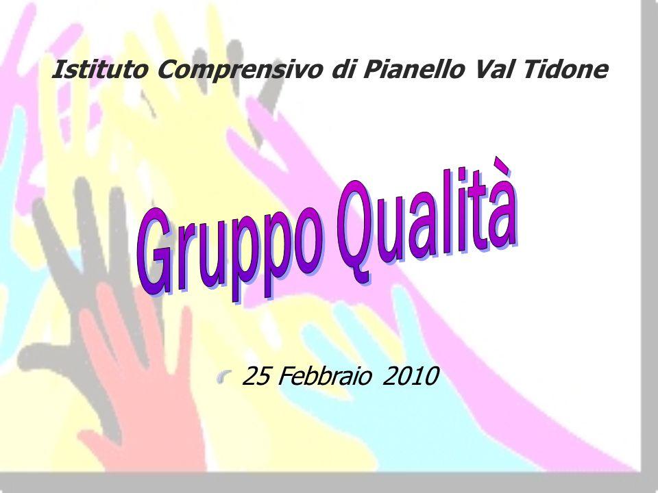 Istituto Comprensivo di Pianello Val Tidone 25 Febbraio 2010