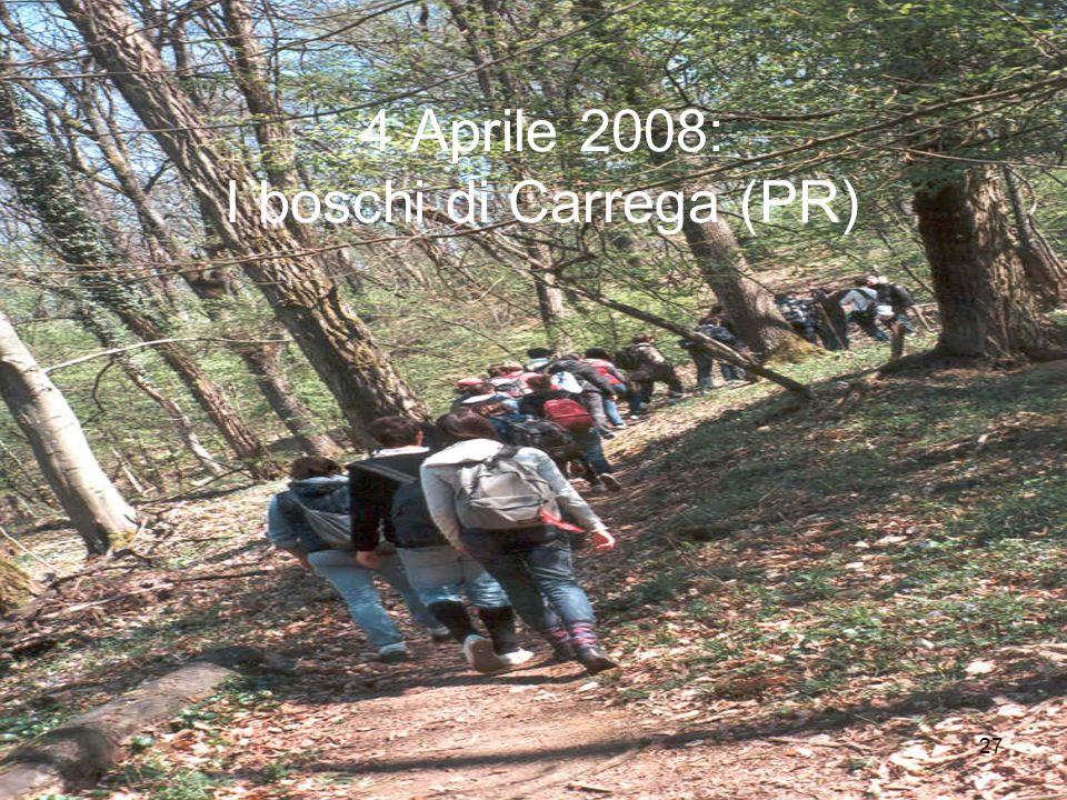 27 4 Aprile 2008: I boschi di Carrega (PR)