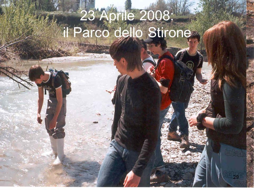 29 23 Aprile 2008: il Parco dello Stirone