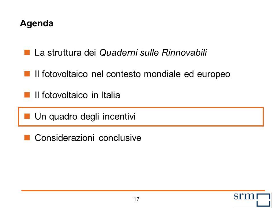 Limpatto economico legato allo sviluppo del fotovoltaico/2 La dinamica occupazionale del fotovoltaico in Italia nel 2011 Non è semplice definire il numero esatto di occupati nella filiera del fotovoltaico in Italia.