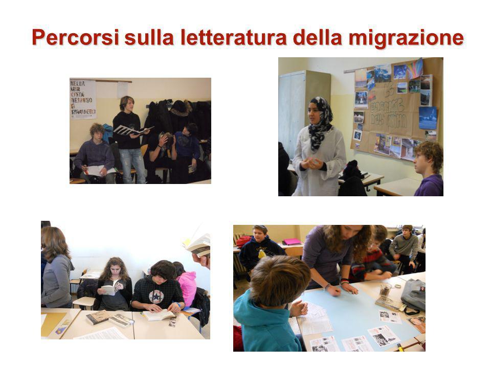 Percorsi sulla letteratura della migrazione