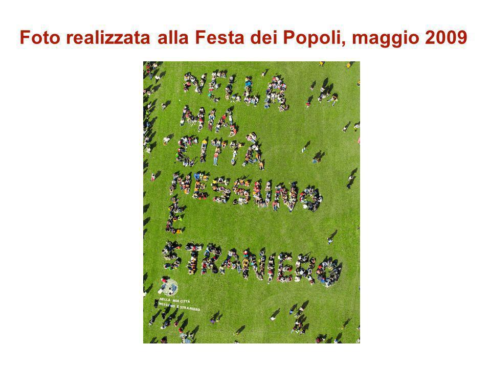 Foto realizzata alla Festa dei Popoli, maggio 2009