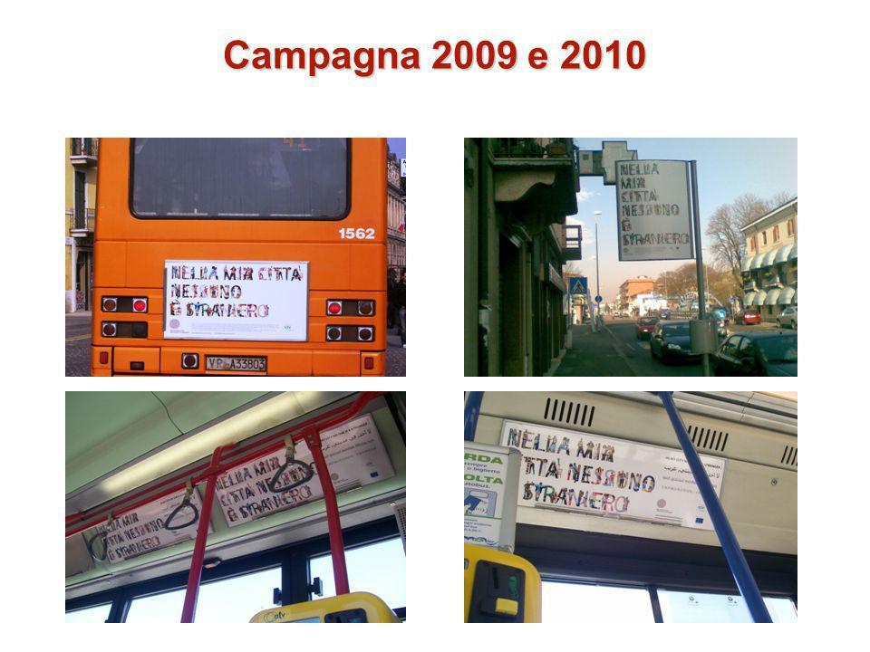 Campagna 2009 e 2010