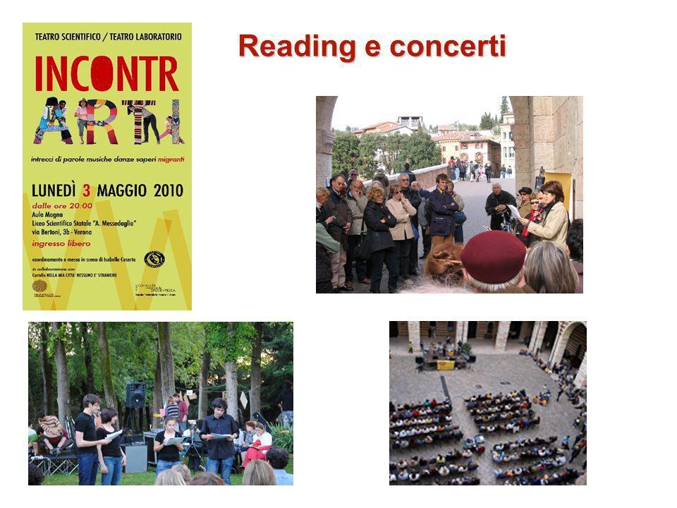 Reading e concerti
