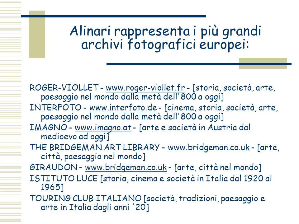ROGER-VIOLLET - www.roger-viollet.fr - [storia, società, arte, paesaggio nel mondo dalla metà dell'800 a oggi]www.roger-viollet.fr INTERFOTO - www.int