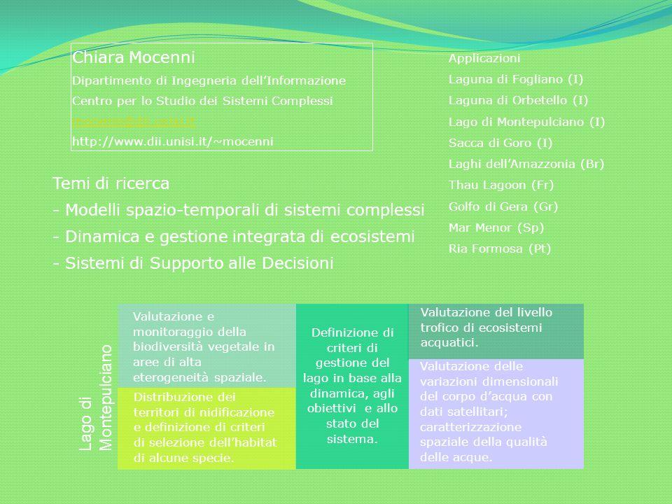 Valutazione e monitoraggio della biodiversità vegetale in aree di alta eterogeneità spaziale. Distribuzione dei territori di nidificazione e definizio