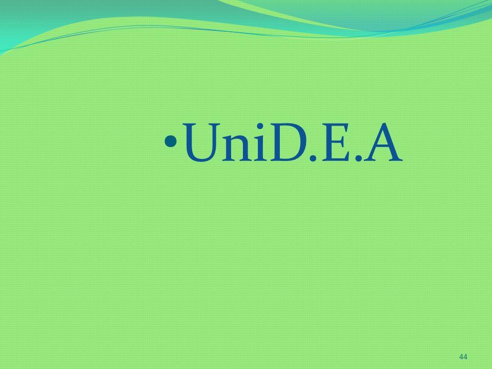 44 UniD.E.A