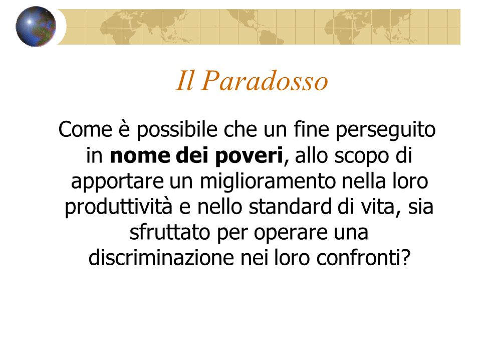 Prossime tappe…..