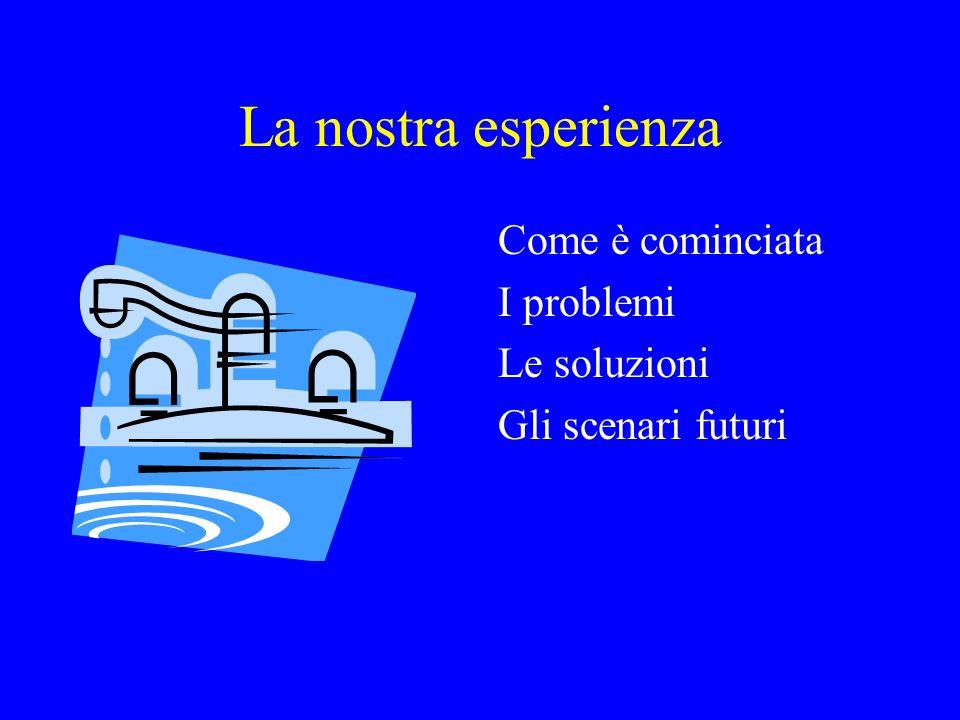 LA LEGIONELLOSI NOSOCOMIALE LESPERIENZA DI ALESSANDRIA Grazia Lomolino Dario Pizzorno