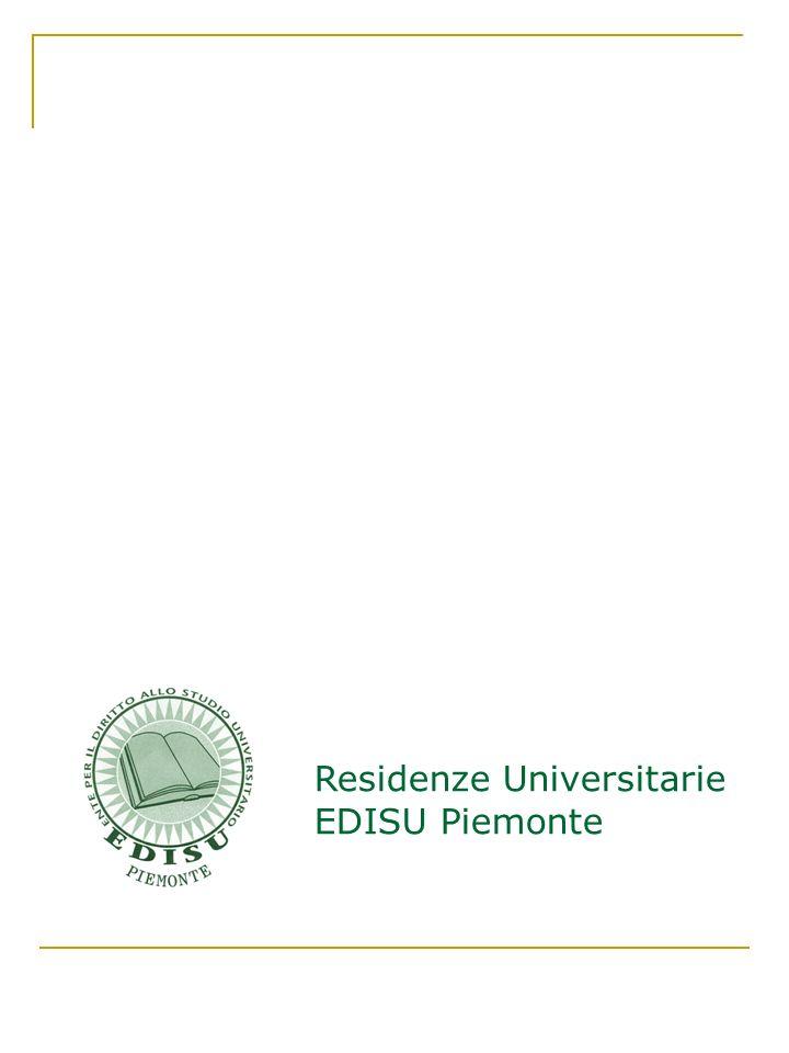 Residenze Universitarie EDISU Piemonte