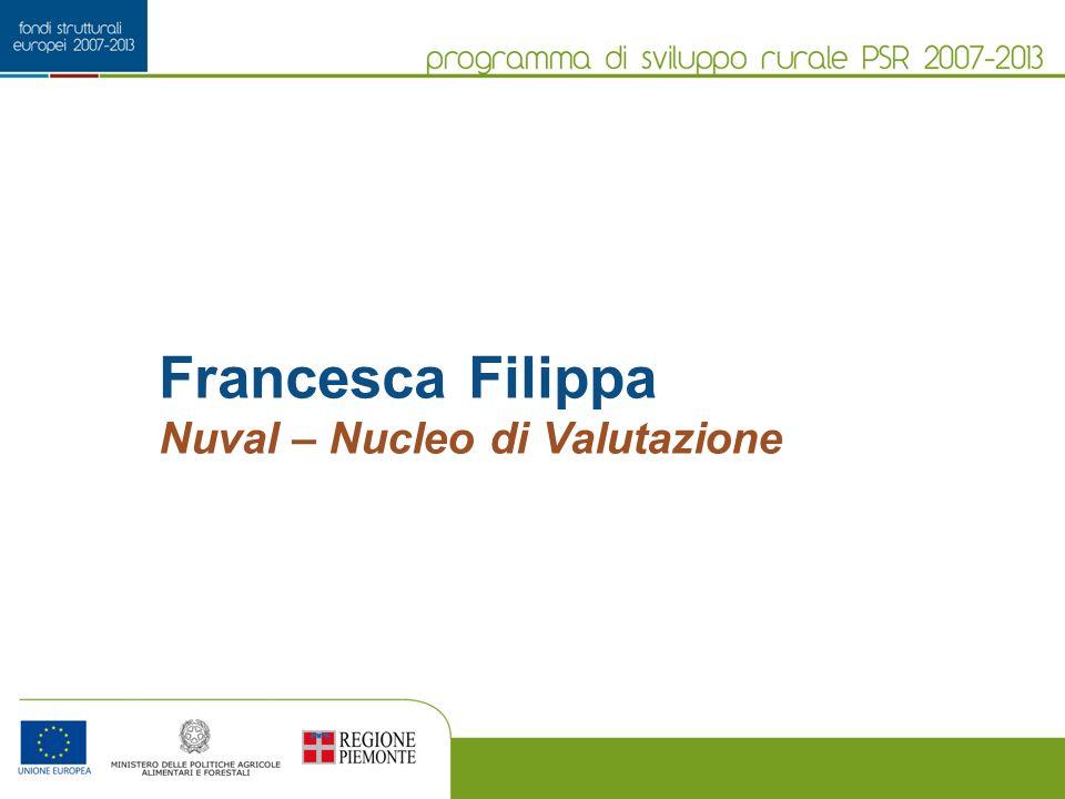 Francesca Filippa Nuval – Nucleo di Valutazione
