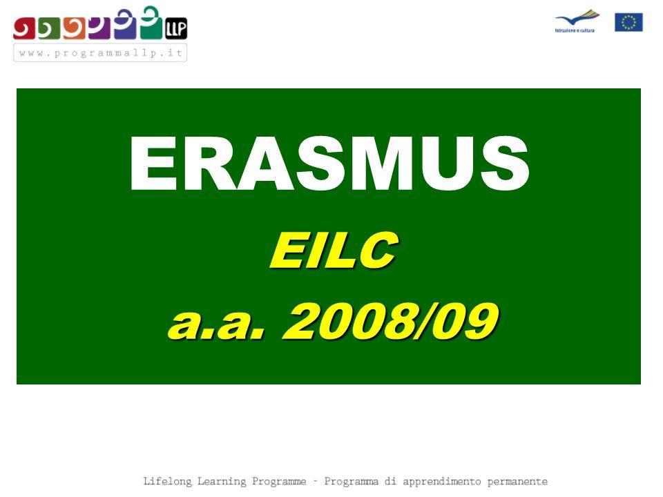 ERASMUSEILC a.a. 2008/09
