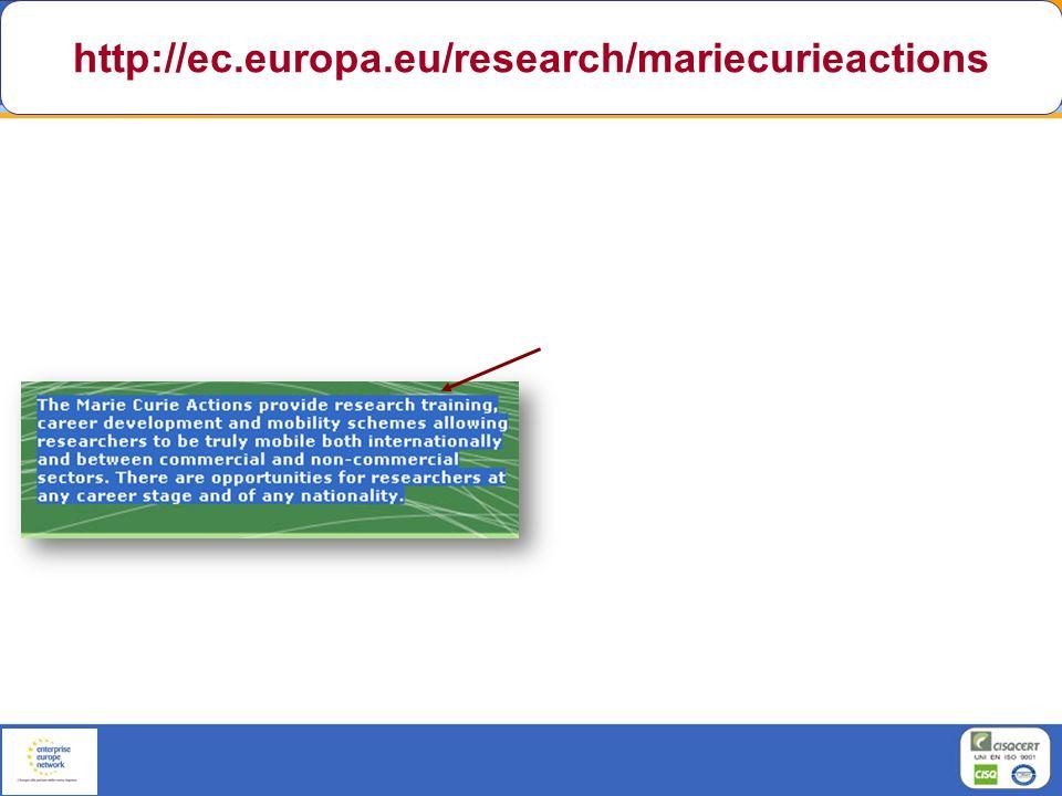 http://ec.europa.eu/research/mariecurieactions