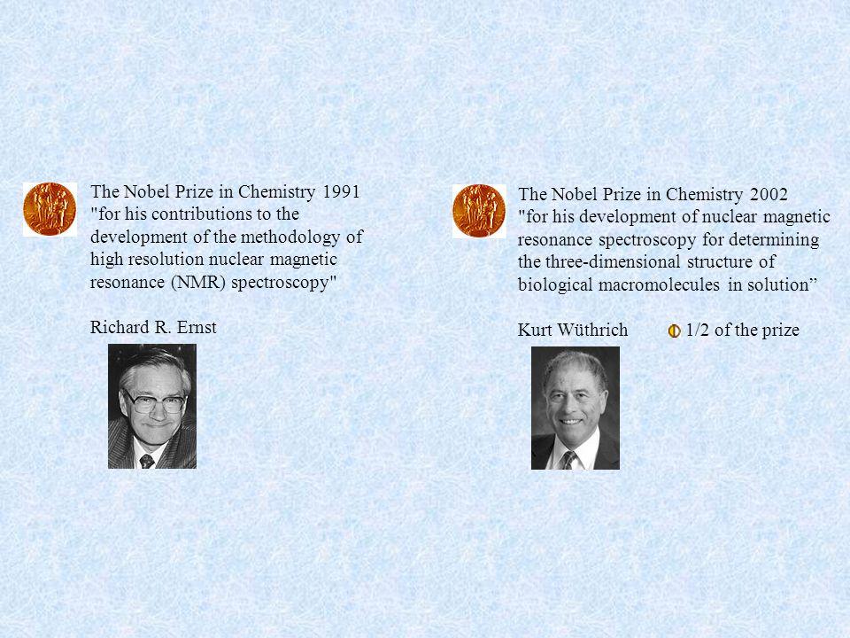 The Nobel Prize in Chemistry 1991