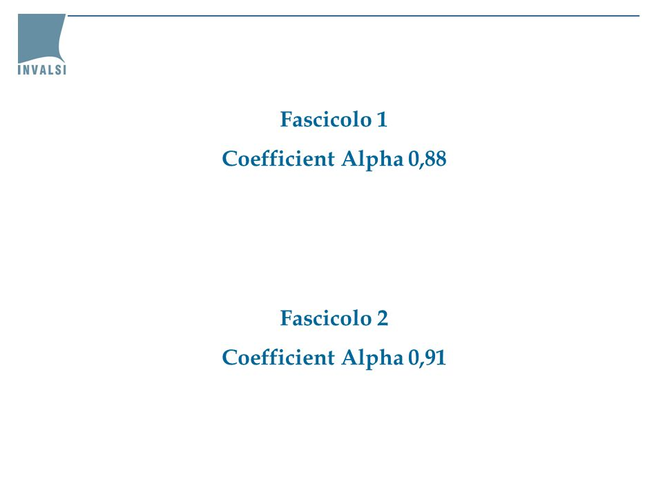 Item 4 ------ item:4 (F1ps3_spedizione_bici) Cases for this item 105 Discrimination 0.41 Item Threshold(s): 0.22 Weighted MNSQ 1.21 Item Delta(s): 0.22 ------------------------------------------------------------------------------ Label Score Count % of tot Pt Bis t (p) PV1Avg:1 PV1 SD:1 ------------------------------------------------------------------------------ 0 0.00 17 16.19 -0.32 -3.45(.001) -0.82 1.05 1 1.00 50 47.62 0.41 4.53(.000) 0.47 1.11 2 0.00 38 36.19 -0.18 -1.83(.070) -0.15 1.30 ============================================================================== Percentuale di risposte corrette o indice di difficoltà Indice di discriminazione Risposta corretta Fit Statistica T Correlazione punto biseriale