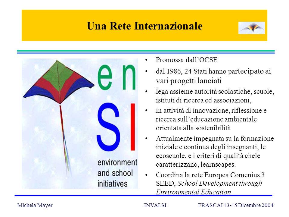 Michela Mayer INVALSI FRASCAI 13-15 Dicembre 2004 24